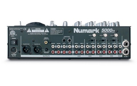 location 5000fx numark