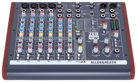 location zed 10fx allen & heath