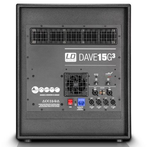 location ld systems dave 15 g3