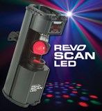 location revo scan led american dj